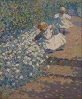 Helen Galloway McNicoll - Picking Flowers - Google Art Project.jpg
