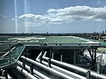 Helipad at the Gold Coast University Hospital 01.jpg