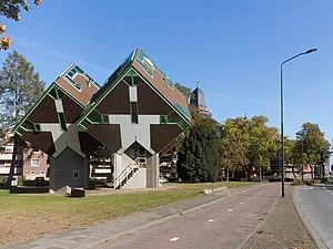 Helmond - Image: Helmond, kubuswoningen foto 4 2016 10 16 13.47