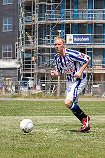 Henrico Drost Dutch footballer