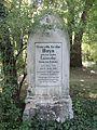 Henriette von Huyn (née Lažanský) grave, St. Marx Cemetery, 2016.jpg