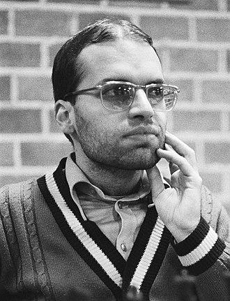 Henrique Mecking - Henrique Mecking in 1978