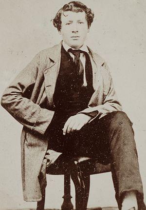 Henry James Morgan - Image: Henry James Morgan