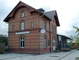 Heusenstamm Bahnhof 20070903