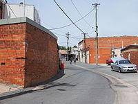 Highgate Lane in Kingston, ACT