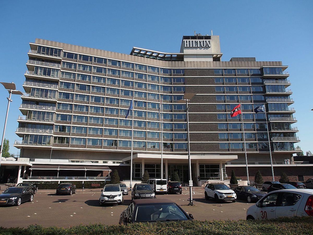Hilton Amsterdam - Wikidata