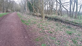 Himley station site, only the platform remains and is now a picnic site..jpg