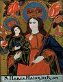 Hinterglasbild S Maria Maior in Rom.jpg