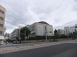 Hiroshima Jogakuin Junior & Senior High School 20141004-1.JPG