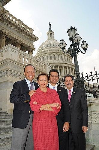 Congressional Hispanic Caucus - Image: Hispanic Caucus