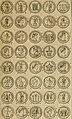 Historia Byzantina duplici commentario illustrata - prior, Familias ac stemmata imperatorum constantinopolianorum, cum eorundem augustorum nomismatibus, and aliquot iconibus - praeterea familias (14767396132).jpg