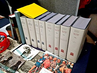 The History of Parliament - History of Parliament volumes