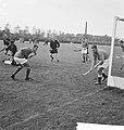 Hockey Delftse Studenten tegen Kampong 2-1. Spelmoment, Bestanddeelnr 913-0237.jpg