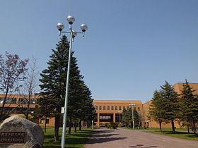 北海道教育大学 札幌校