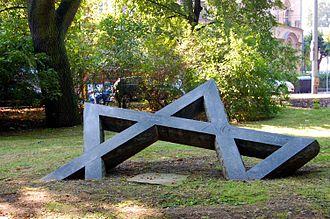 Ústí nad Labem - Image: Holocaust memorial in Ústí nad Labem, 2012, 01