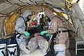 Homeland Response Force trains in Cheektowaga, NY 141114-Z-DE820-012.jpg