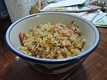 Homemade fried rice at home.jpg