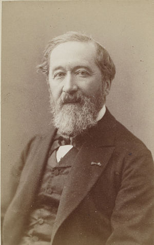 Victor Guérin - portrait of Victor Guérin