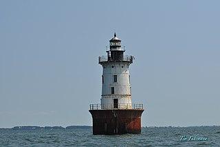Hooper Island Light lighthouse in Maryland, United States