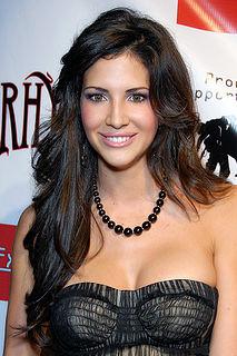 Hope Dworaczyk American Playboy model