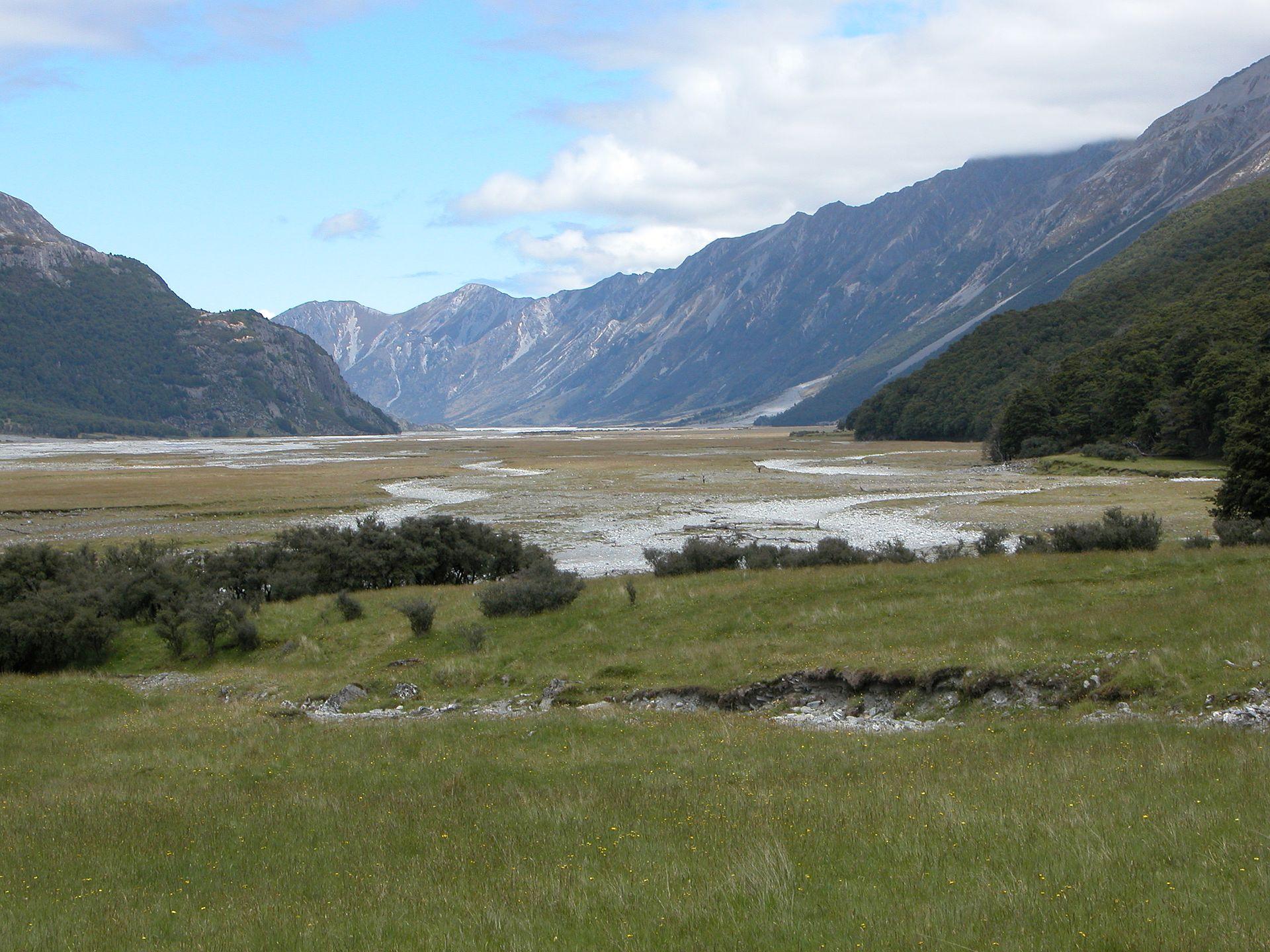 New Zealand Wikipedia: Hopkins River (New Zealand)