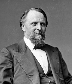 Horatio C. Burchard American politician