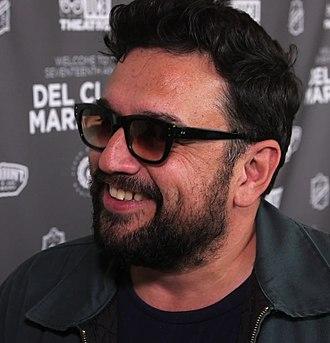 Horatio Sanz - Sanz in 2015