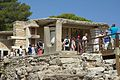 Horns of Consecration and House with Fresco of Processions. Knossos, 144480.jpg