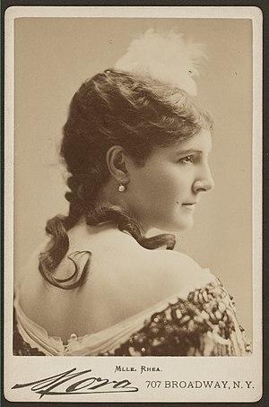 Hortense Rhéa - Hortense Rhéa New York Public Library