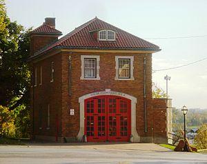 Hose Station No. 4 - Image: Hose Station No. 4