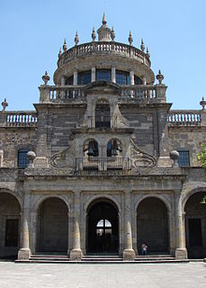 World Heritage Site in Mexico