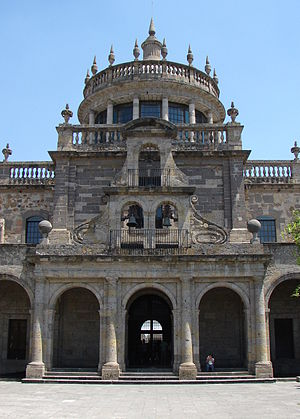 Chapel of Hospicio Cabañas