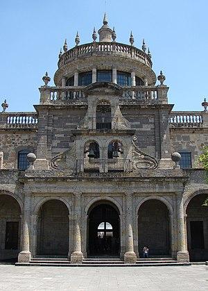 Hospicio Cabañas - Chapel of Hospicio Cabañas