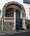 Hotel Bellevue in Traben-Trarbach, der Eingang.jpg
