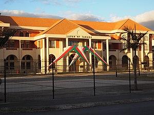 Hotel de Ville town hall of Antananarivo Madagascar