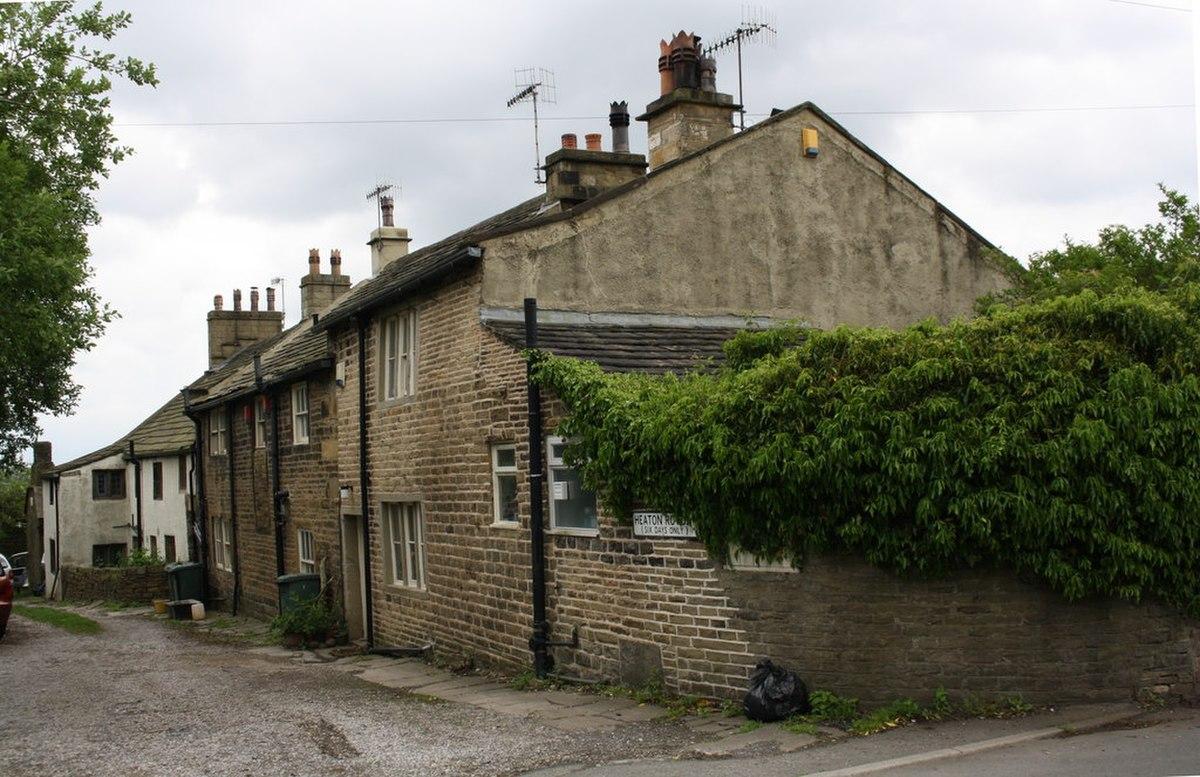 Houses off Shay Lane, Heaton.jpg