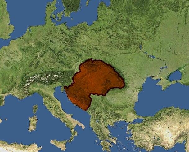 Hungary 1190