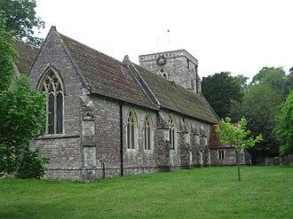 Hursley - Image: Hursley Church