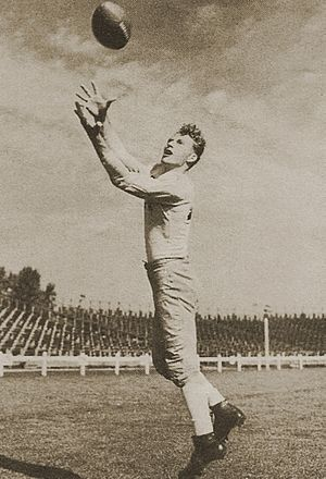 1939 Green Bay Packers season - Leading scorer for the 1939 Packers was end Don Hutson.