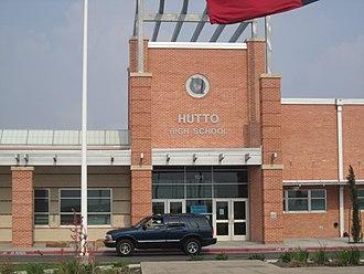 Hutto, Texas - Hutto High School