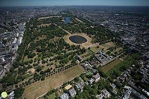 Hyde Park London desde el aire.jpg