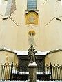 Iкона на стiнi Кафедрального собору.jpg