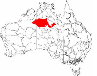 Tanami (IBRA region) Region in Australia
