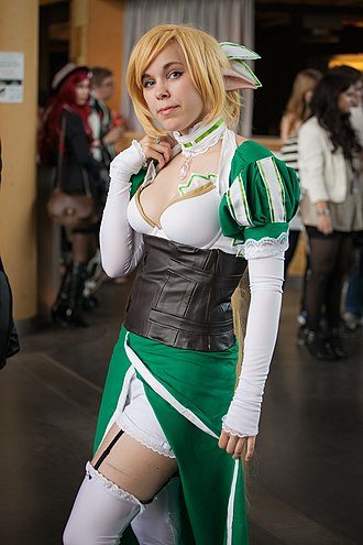 Leafa - Leafa is also a frequent subject of cosplay.