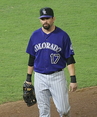 1995 College Baseball All-America Team - Image: IMG 9196 Todd Helton