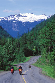Colville National Forest U.S. National Forest located in northeastern Washington state