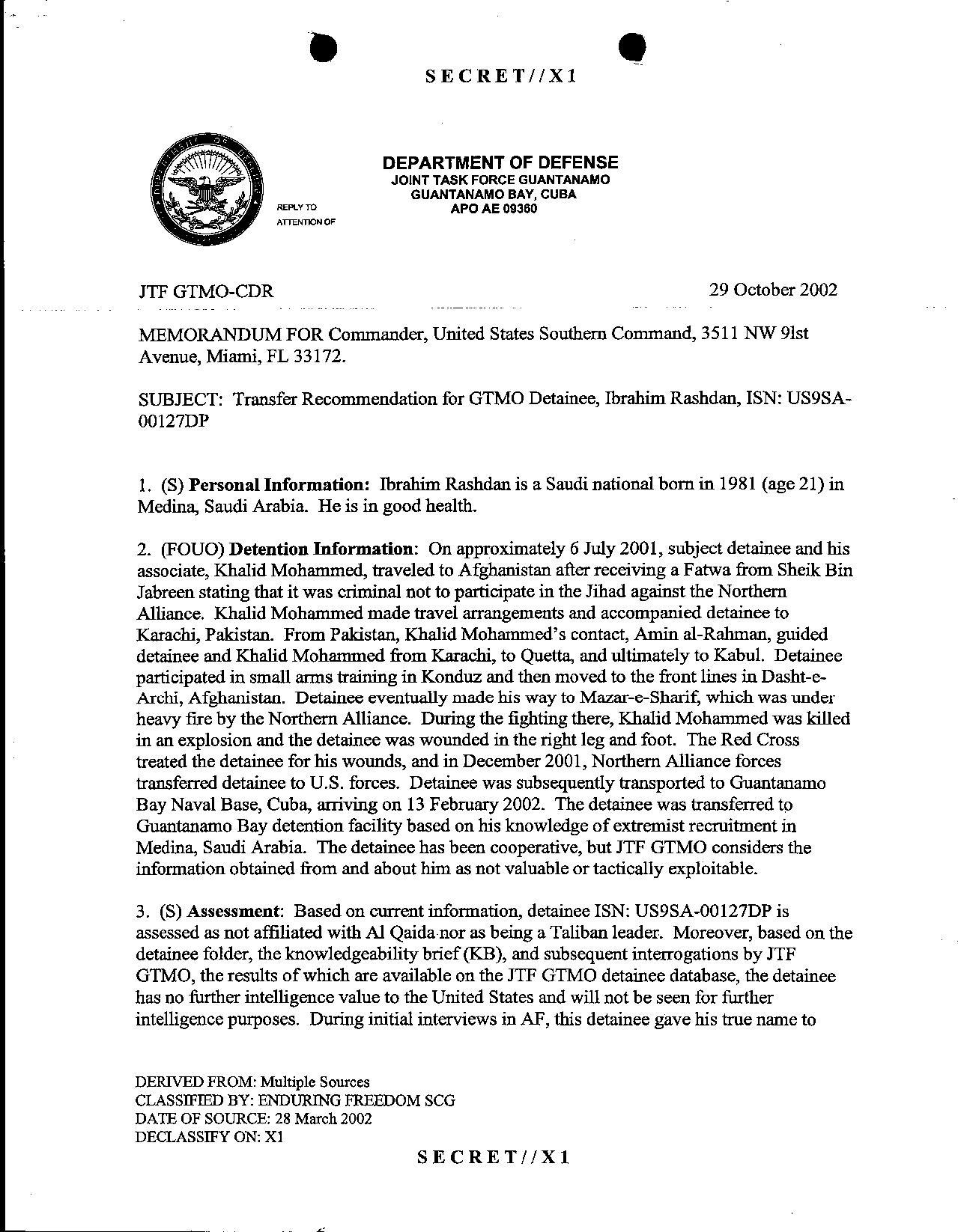 ISN 127's Guantanamo detainee assessment.pdf