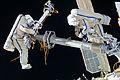 ISS-30 EVA Oleg Kononenko and Anton Shkaplerov 5.jpg