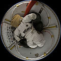 ISS-31 EMU spacesuit in the crew lock of the Quest airlock.jpg