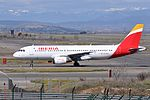 Iberia, Airbus A320-214, EC-ILR - MAD (19053800366).jpg